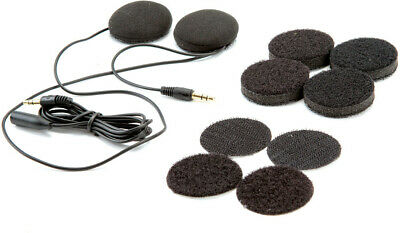 NEW Uclear Pulse Wired Drop In Helmet Speakers For Uclear System FREE SHIP