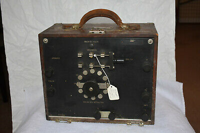 Antique Bell Telephone Test Meter 69854