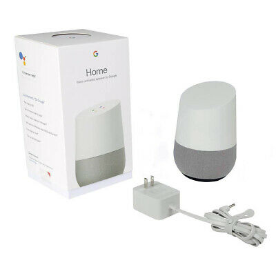 Google Home Smart Assistant - White Slate - MINT