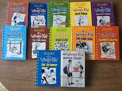 MIXED LOT OF Minecraft DIARY OF A WIMPY KID & The Strange