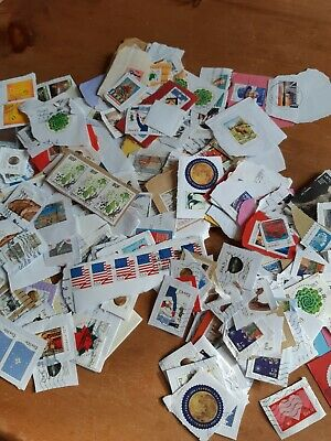 210 Grams World and Commonwealth KILOWARE Stamps unsorted.