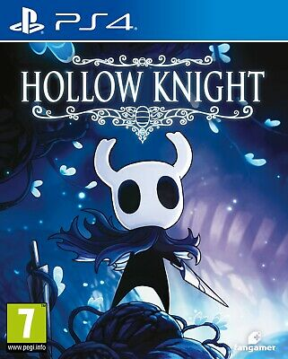 Videogioco PS4 Hollow Knight Sony PlayStation 4 Gioco Nuovo Sigillato Originale