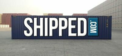 BUY NEW 40' HIGH CUBE INTERMODAL SHIPPING CONTAINER WE DELIVER in CHARLESTON, SC