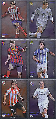Mundicromo 2015 99 Metalcards Limited Edition Serie Completo Messi  Ronaldo