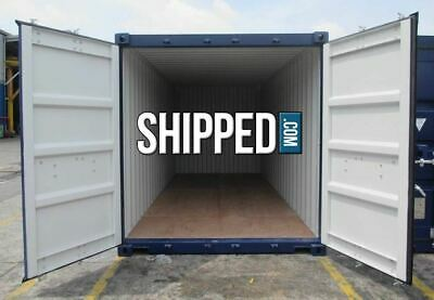 PROMO!!! NEW 20ft SHIPPING CONTAINER - WE DELIVER ANYWHERE! CHAMPAIGN, ILLINOIS