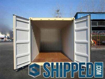 DISCOUNT!! NEW 20ft SHIPPING CONTAINER FOR ON SITE STORAGE in Asheville, NC