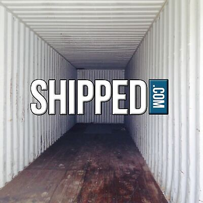 MEGA SALE!!! SHIPPING CONTAINERS in OHIO 40FT HC USED LOWEST PRICE IN TOLEDO