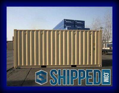 SUPERSTAR SALE!! NEW 20FT CONTAINER / STORAGE UNIT FOR SALE in SAN ANTONIO, TX