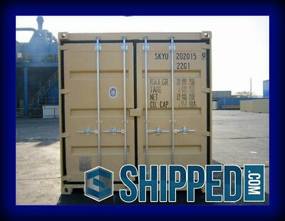 WYOMING SALE!! NEW 20FT CONTAINER / STORAGE UNIT FOR SALE in CASPER, WY