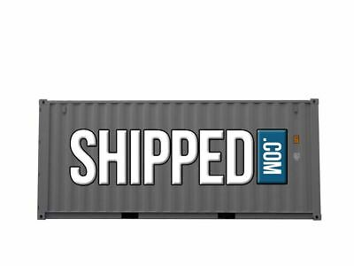 GREAT DEAL! We DELIVER 20 ft NEW (One Trip) SHIPPING CONTAINER IN DENVER, CO
