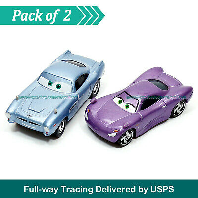 Disney Store Pixar CARS 2 Holley Shiftwell Replica Diecast 1:43 Collector Case