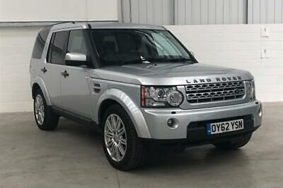 Land Rover Discovery 4 3.0 Sd V6 Hse ***Low Miles + Full History + Just Done***