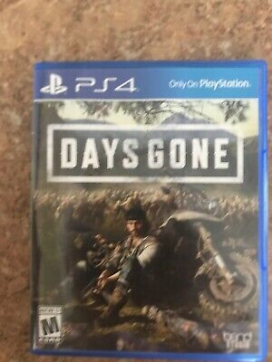 Days Gone -- Deluxe Edition (Sony PlayStation 4, 2019) [Digital Download]