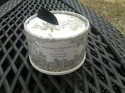 New Woods of Windsor Muguet Dusting Powder 100g