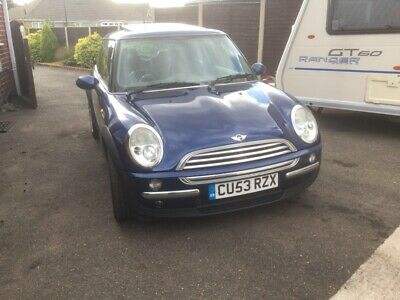 Mini 1.4 Deisel Top Spec One With Toyota Yaris Engine In Engine Only Done 100K
