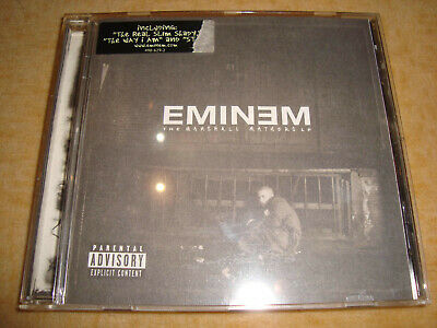 EMINEM - The Marshall Mathers LP  (Cover-Version 2)