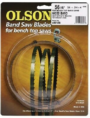 "Olson Band Saw Blade 1/4"" Wide x 56-1/8"" Long, 32 TPI"