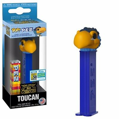 Funko Pop! Ad Icons SDCC Toucan Funko Shop Limited Edition *ORDER CONFIRMED