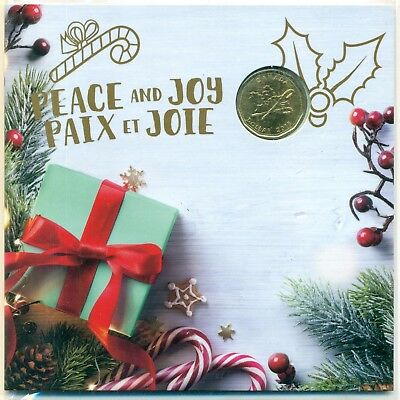 2018 Canada Gift Set - 5 Coins - Peace and Joy - Special Dollar Edition -