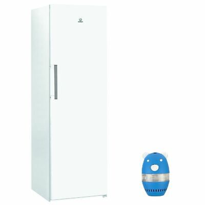 INDESIT Réfrigérateur Frigo simple porte blanc 322L A+ Froid Statique Clayettes