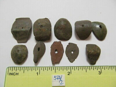 Ancient bronze artifacts Kievan Rus Vikings 11-13 AD № 577/2.