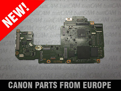 Canon EOS 70D Main PCB Motherboard MPCB circuit board part programmed free ship