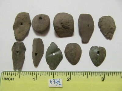Ancient bronze artifacts Kievan Rus Vikings 11-13 AD № 577/6.