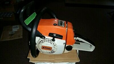 VINTAGE STIHL 031 AV Chainsaw Parts or Repair Made in West