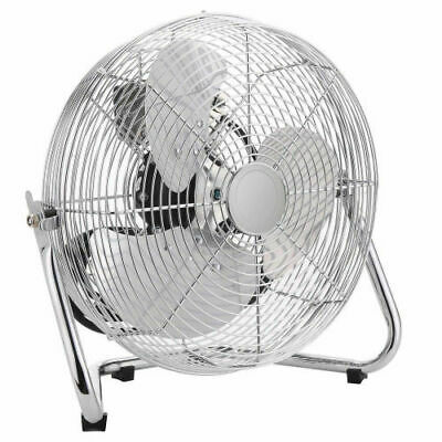 Floor Fans Portable Industrial Metal for Residential and Commercial