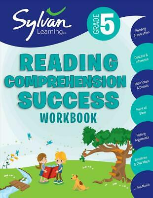 Fifth Grade Reading Comprehension Success: Activities, Exercises, and Tips to He