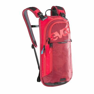 evoc Stage Bike Backpack, 44 cm, 3 Liters, Red/Ruby