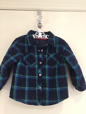 Sprout Padded Shirt /jacket Size 1