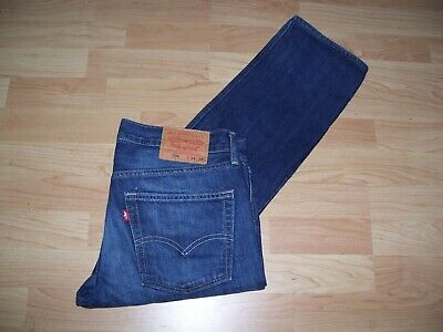 Levi 504 Mens Jeans   Waist 34 Ins (Now Reduced)