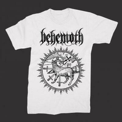 Behemoth - Lamb Sigil T-Shirt (White)