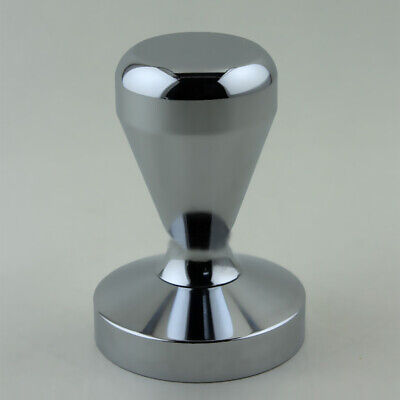 Coffee Tamper 49/51mm Stainless Steel Flat Base Barista Espresso Bean Press