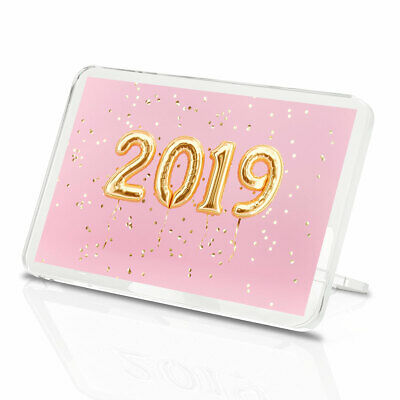 Student Cool Gift #12980 Awesome 2019 Graduation Wedding Classic Fridge Magnet