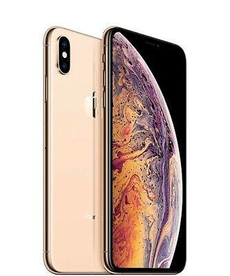 Apple iPhone XS Max - Gold  512 GB - Silver Australian Stock - Free postage -
