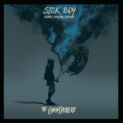 The Chainsmokers - Sick Boy (Korea Special Edition) Album CD Sealed
