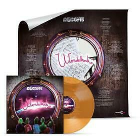 ROCKETS - Wonderland (vinyl Orange Gatefold Con Poster Limited Edt.)