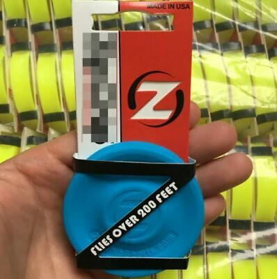 [6 Colors] ZipChip Frisbee Mini Pocket Spin Flexible Catching Game Flying Disc