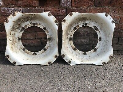 New Holland/Ford 8 Stud Wheel Centres
