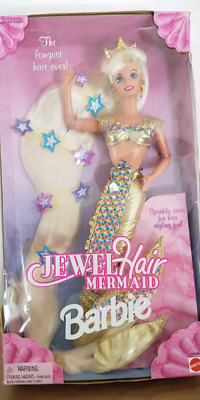 Barbie - Jewel Hair Mermaid. New, never opened.