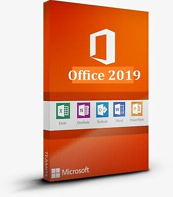Office Professional Plus 2019 32/64-Bit License Key Lifetime Activation.