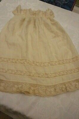 Vintage christening gown dress