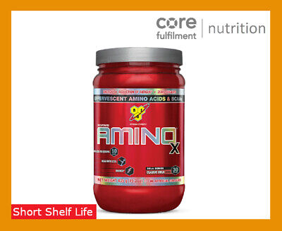 BSN Amino X Muscle Support Classic Cola 30 Servings 435 g | BBE: 09/19