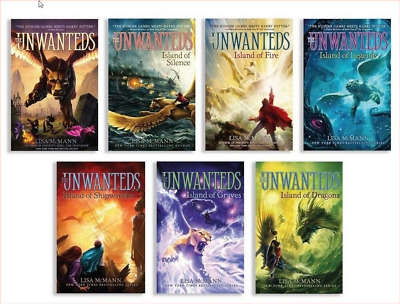 7 Audiobook-The Unwanteds Lisa McMann- Complete (MP3) 📧⚡Email Delivery(10s)⚡📧