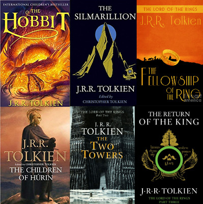 J. R. R. Tolkien 6 - AUDIOBOOKS collection (MP3) 📧⚡Email Delivery(10s)⚡📧