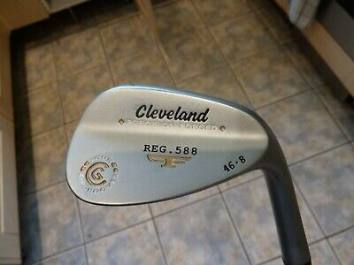 Cleveland REG 588 Wedge 46 Degree Right Handed 8 degree bounce