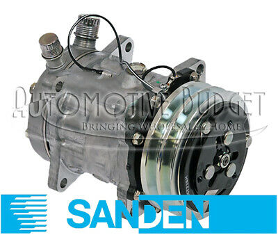 A/C Compressor w/Clutch for Freightliner and Mack Trucks - NEW OEM