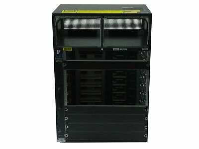 CISCO WS-C4510R V08 Catalyst 4510R V05 4500 Chassis (10-SLOT), Fan, no P/S